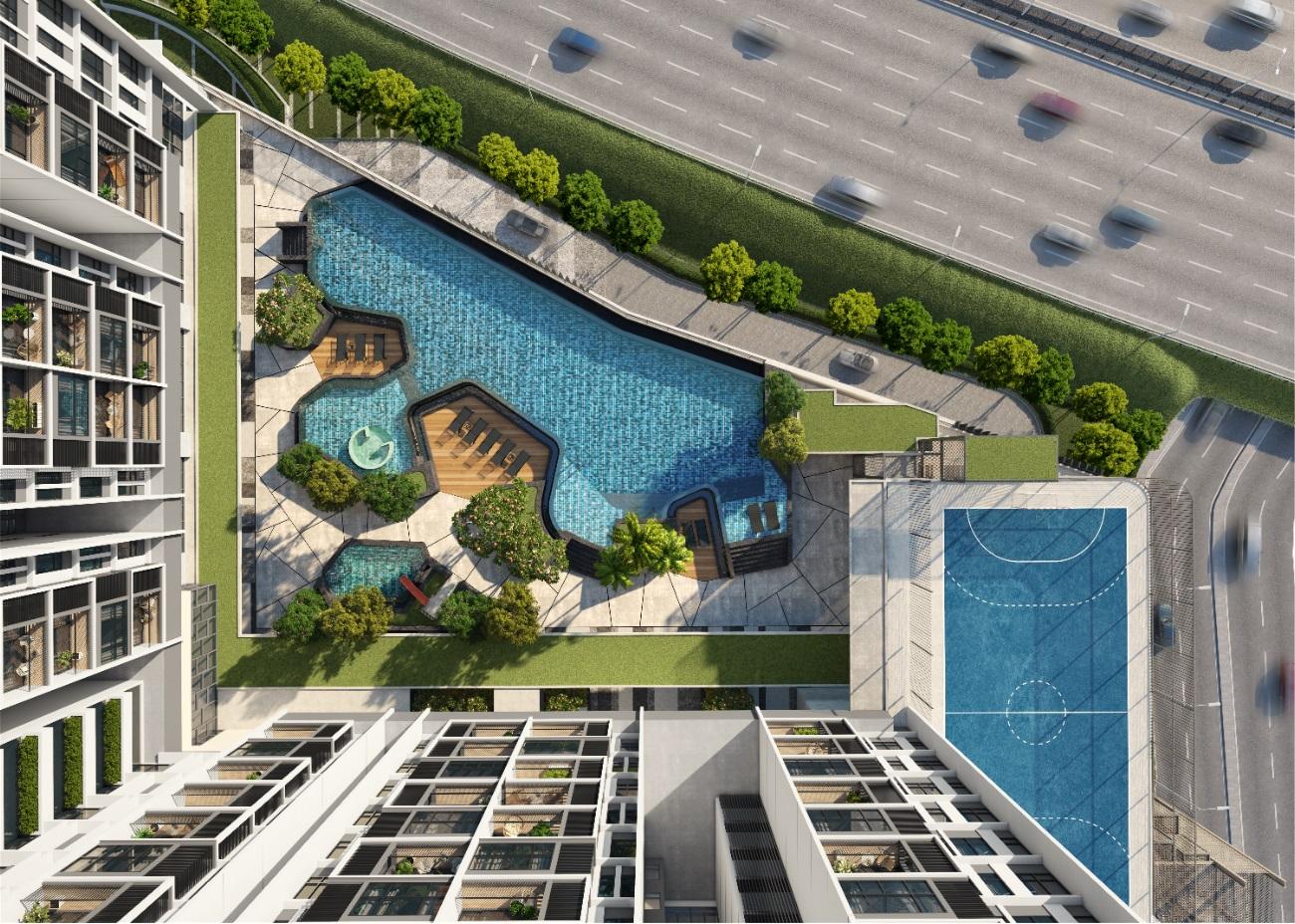 Facilities @ 9th Floor